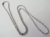 "26"" SS Replacement Chain for ALL Shekinah Pendants"